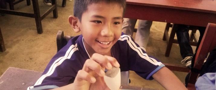 Construyendo conciencia ambiental en niños