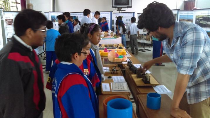 Museo itinerante de ciencia, tecnología e industria